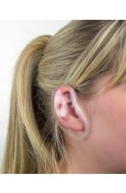 Silikonska zaščita za ušesa