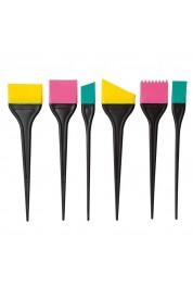 Silikonski čopiči za barvanje