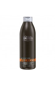 Homme - fiber boost shampoo - šampon za gostoto las