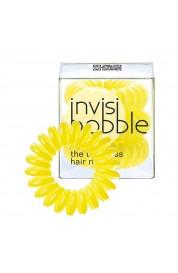 Spiralna  gumica za lase - Invisibobble rumena
