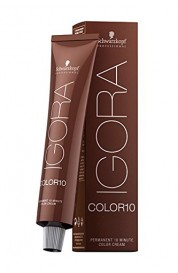Igora Color 10 - 7/12 srednja blond cendre
