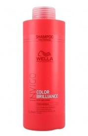 Wella Invigo Brilliance - šampon za barvane lase 1L