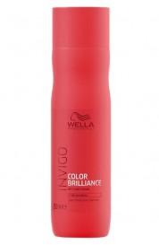 Wella Invigo Brilliance - šampon za barvane lase 250 ML