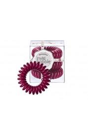 Spiralna  gumica za lase - Invisibobble sliva