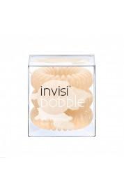 Spiralna  gumica za lase - Invisibobble barva kože