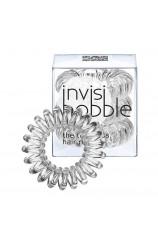 Spiralna  gumica za lase - Invisibobble prozorna